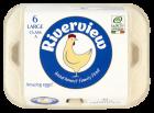Riverview 6 Egg Large - Fresh