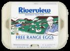 Riverview 6 Egg Large - Free Range