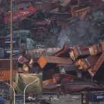 Damaged Containers
