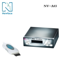 Product Name: NV-A03 Portable Skin Scrubber Beauty Machie CE