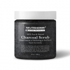 Pure Charcoal Body&Face Scrub - Private Label