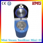 Top sales mini autoclave pressure steam sterilizer