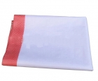 White Color HDPE PP Woven Bag 50kg for Packaging 60x100cm