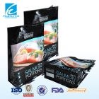 Salmon fish packaging pouch