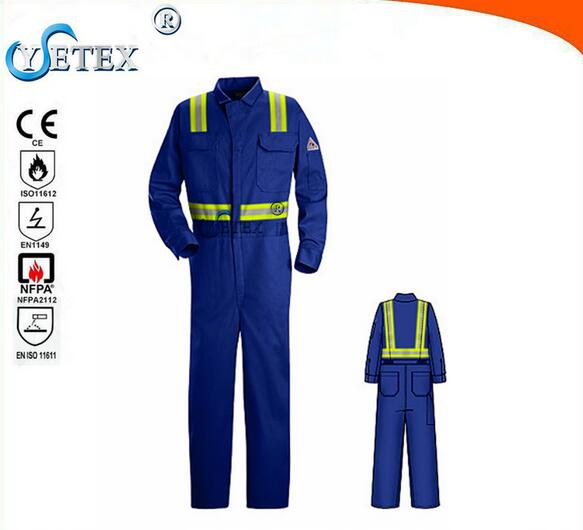 Cotton safety smock